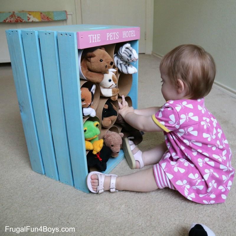Large Of Stuffed Animal Storage Ideas