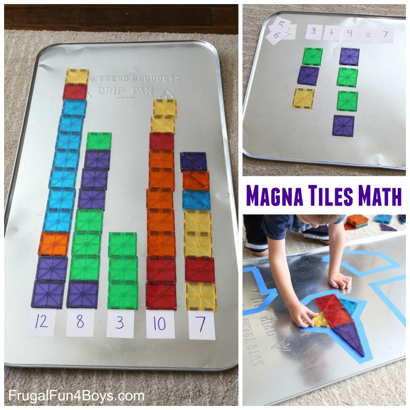 Large Of Magna Tiles 100