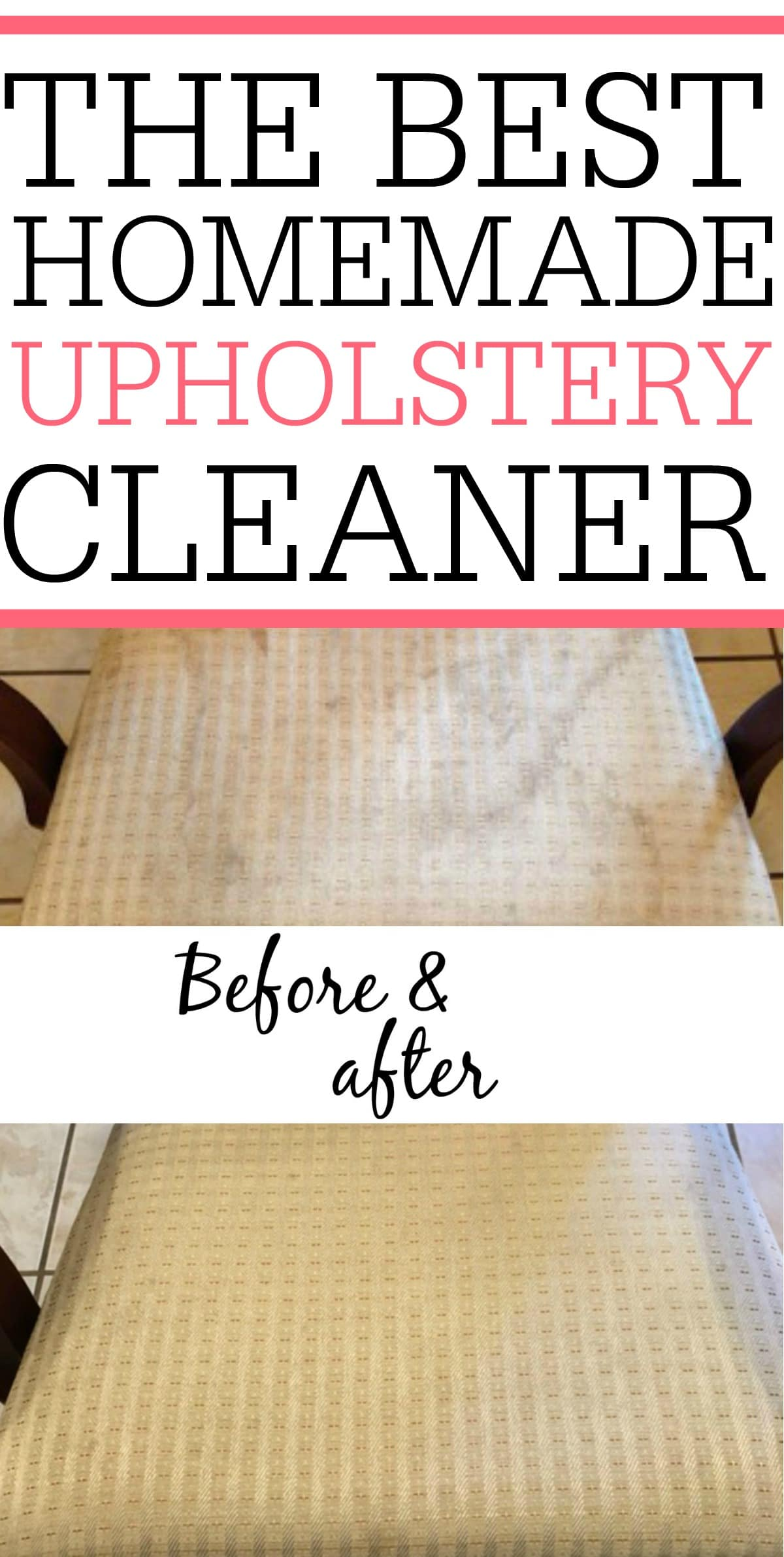 Upholstery Couch Diy Diy Upholstery Cleaner Frugally Blonde
