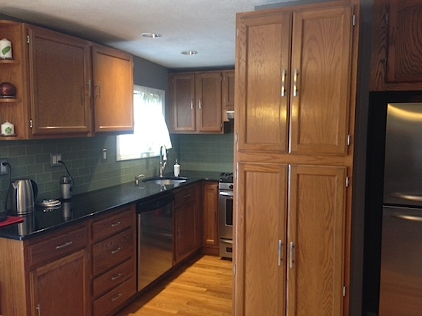 Where To Buy Kitchen Cabinets That Aren't Expensive How To Refinish Kitchen Cabinets: Part 1 - Frugalwoods