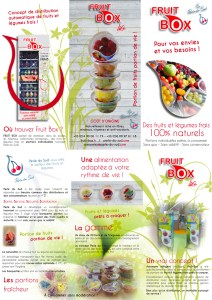 Flyer Fruit Box
