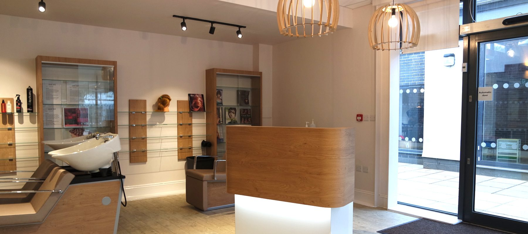 Salon Inspiration Combe Pafford Fruition Hair Salon And Beauty Room For Torquay