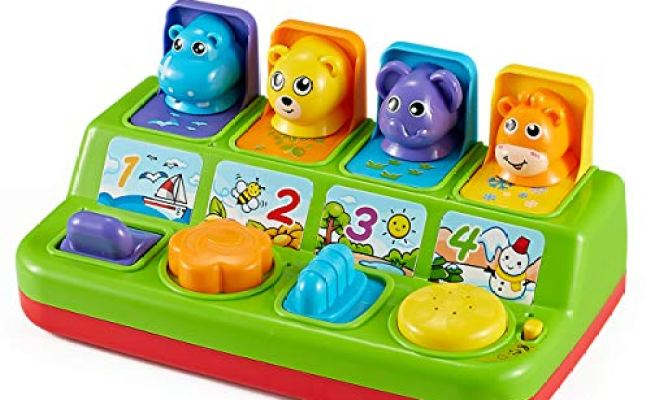 Think Gizmos Activity Toys For Toddlers Interactive