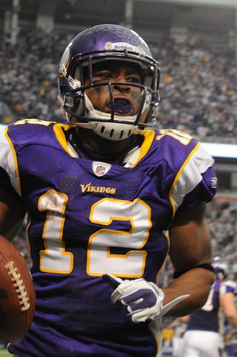 Percy Harvin photo - NFL Week 9 Preview