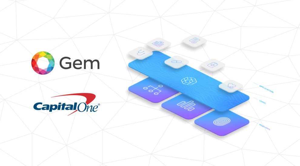 Gem Partners With Capital One for Blockchain-Based Health Care