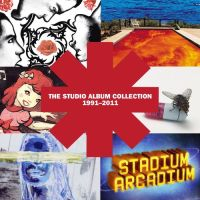 Red Hot Chili Peppers - The Studio Album Collection 1991-2011 (2014) [6CD] WEB FLAC