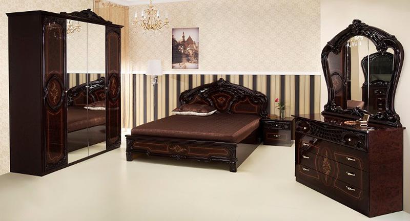 Italienische Schlafzimmer ~ Möbel Ideen und Home Design Inspiration - klassisch italienischen mobeln