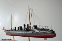 SMS Falke (k.u.k.) - 1/72 by Wiener Modellbau Manufactur