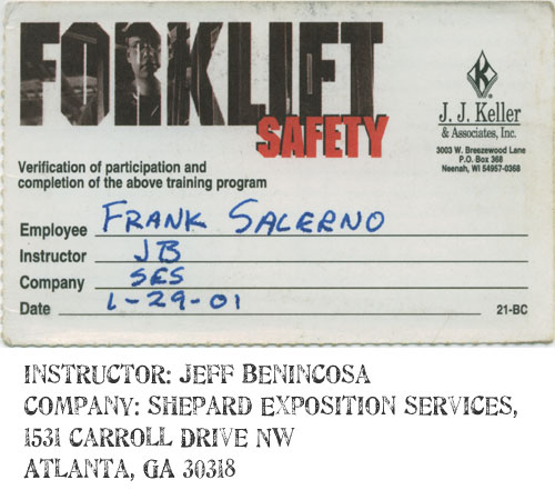 forklift card template - Manqalhellenes - forklift certification card template