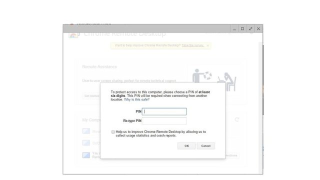 google remote desktop 4