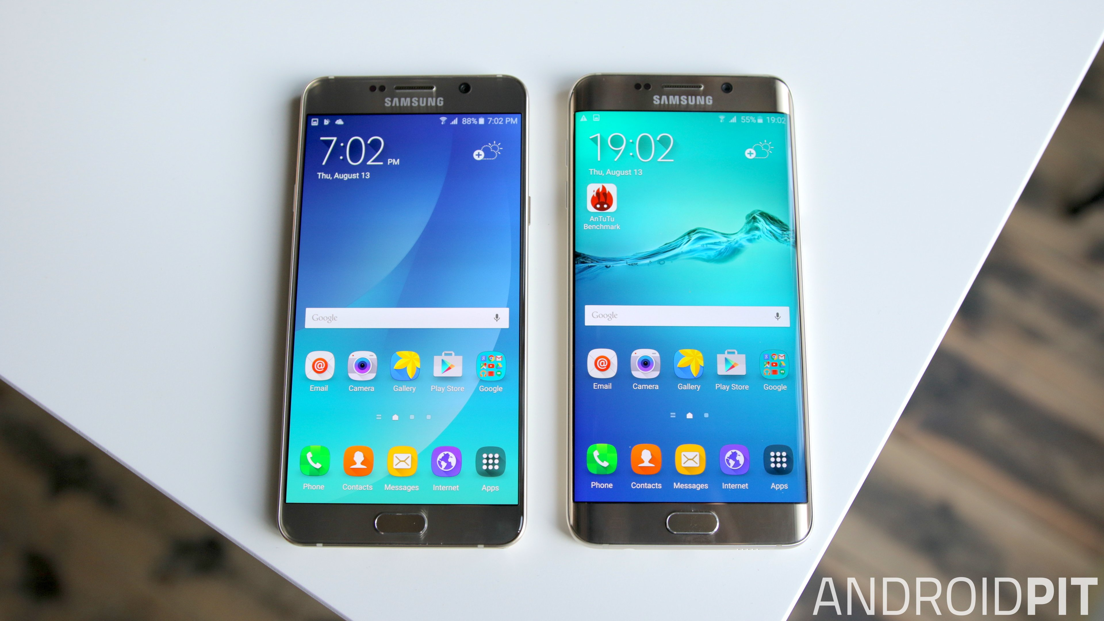 Samsung Screen Here S Why Samsung Should Have Made A Curved Screen Galaxy Note 5