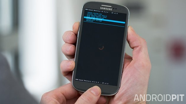 How To Boot The Galaxy S3 Into Recovery Mode Androidpit