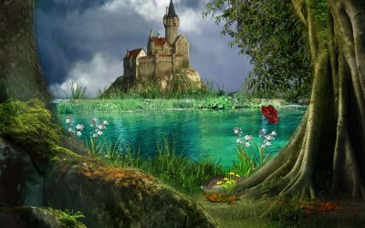 [FREE WALLPAPERS][FAIRY TALE], A collection of very beautiful Animated wallpapers. just go ...