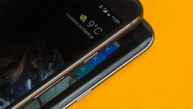 AndroidPIT Galaxy S7 Edge vs Pixel XL 0267