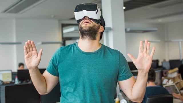 ANDROIDPIT VR glasses 10