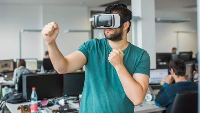 ANDROIDPIT VR glasses 9