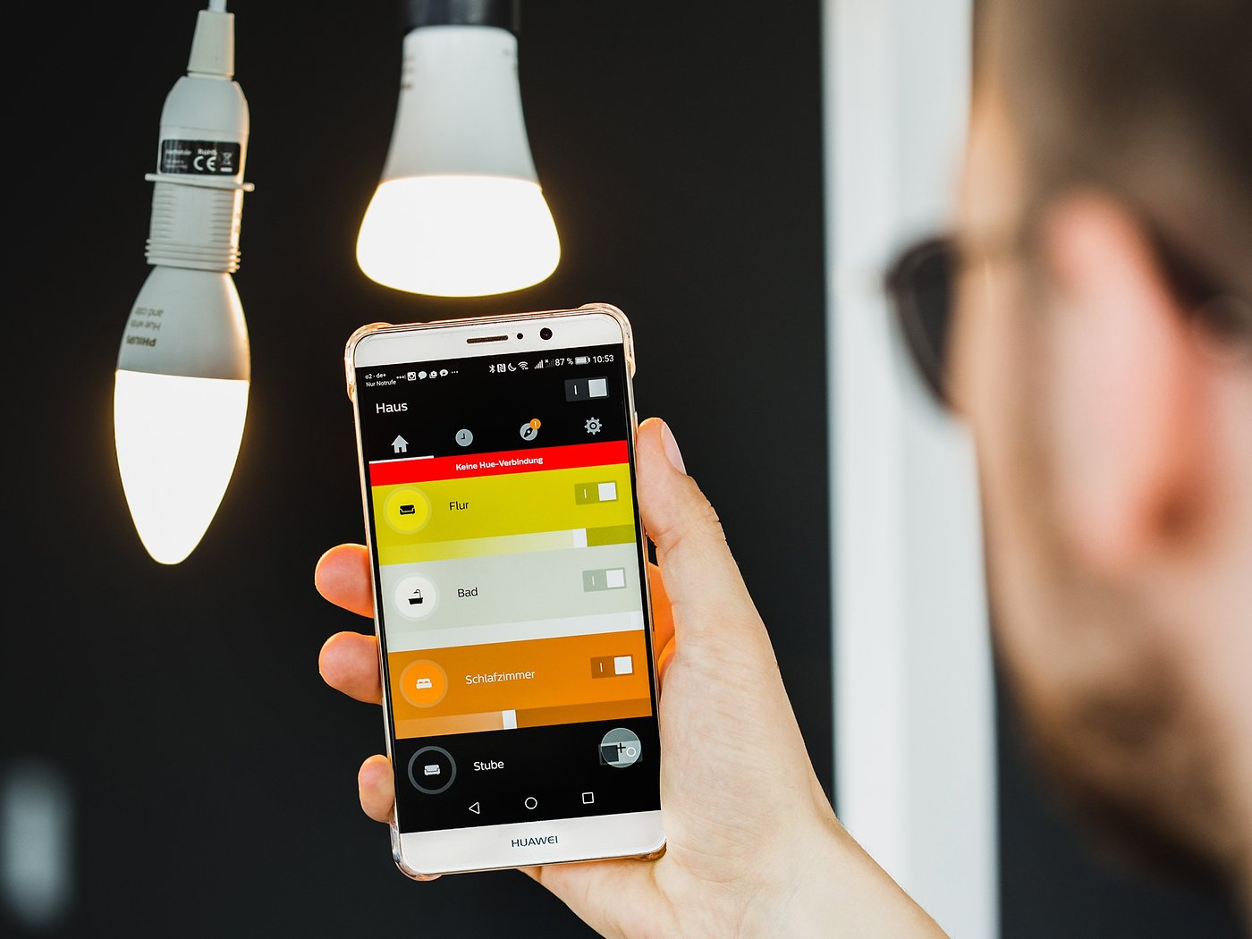 Philips Hue Schlafzimmer Lampe Smart Home Is Addictive How Alexa And Friends Found Their Way