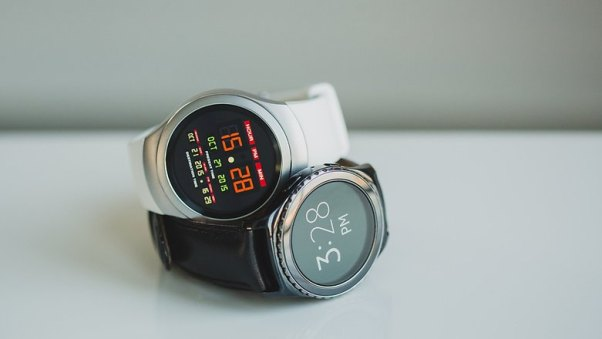 AndroidPIT Samsung Gear S2 32