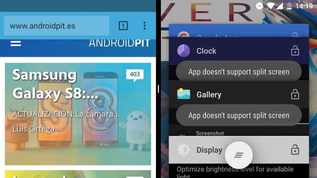 AndroidPIT OnePlus 3 Oxygen OS 4 Beta 8 Android 7 Nougat 04