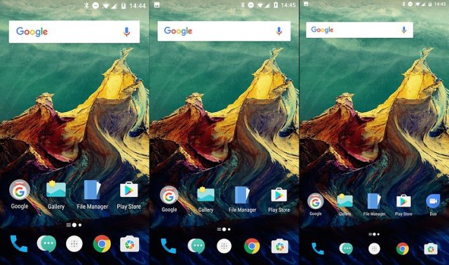AndroidPIT OnePlus 3 Oxygen OS 4 Beta 8 Android 7 Nougat 06