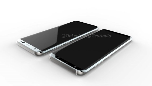 androidpit Samsung Galaxy S8 Plus Renders