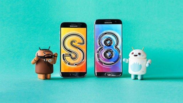 AndroidPIT samsung galaxy s8 hero