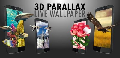 [FREE][THEME] 3D Parallax Wallpaper | AndroidPIT Forum