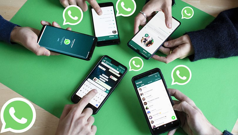 WhatsApp update improves audio sharing AndroidPIT