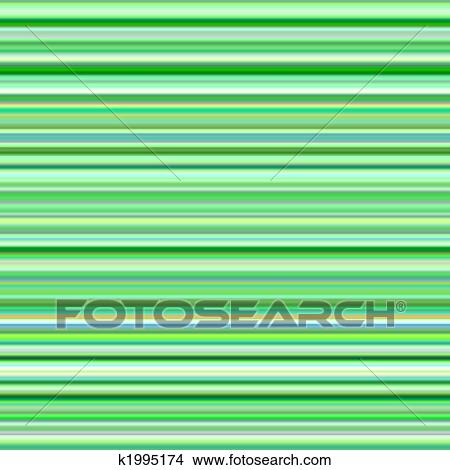 Bright green stripes abstract background Drawings k1995174