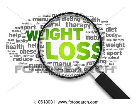 Stock Photography of Weight Loss k10618031 - Search Stock Photos