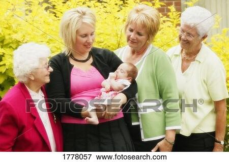Picture of 5 Generations 1778057 - Search Stock Photography, Photos - 5 generations