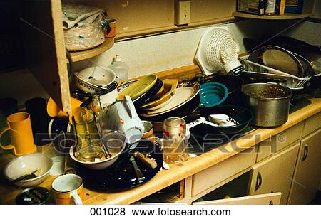 Pictures Of Dirty Dishes Piled In A Sink 001028 Search