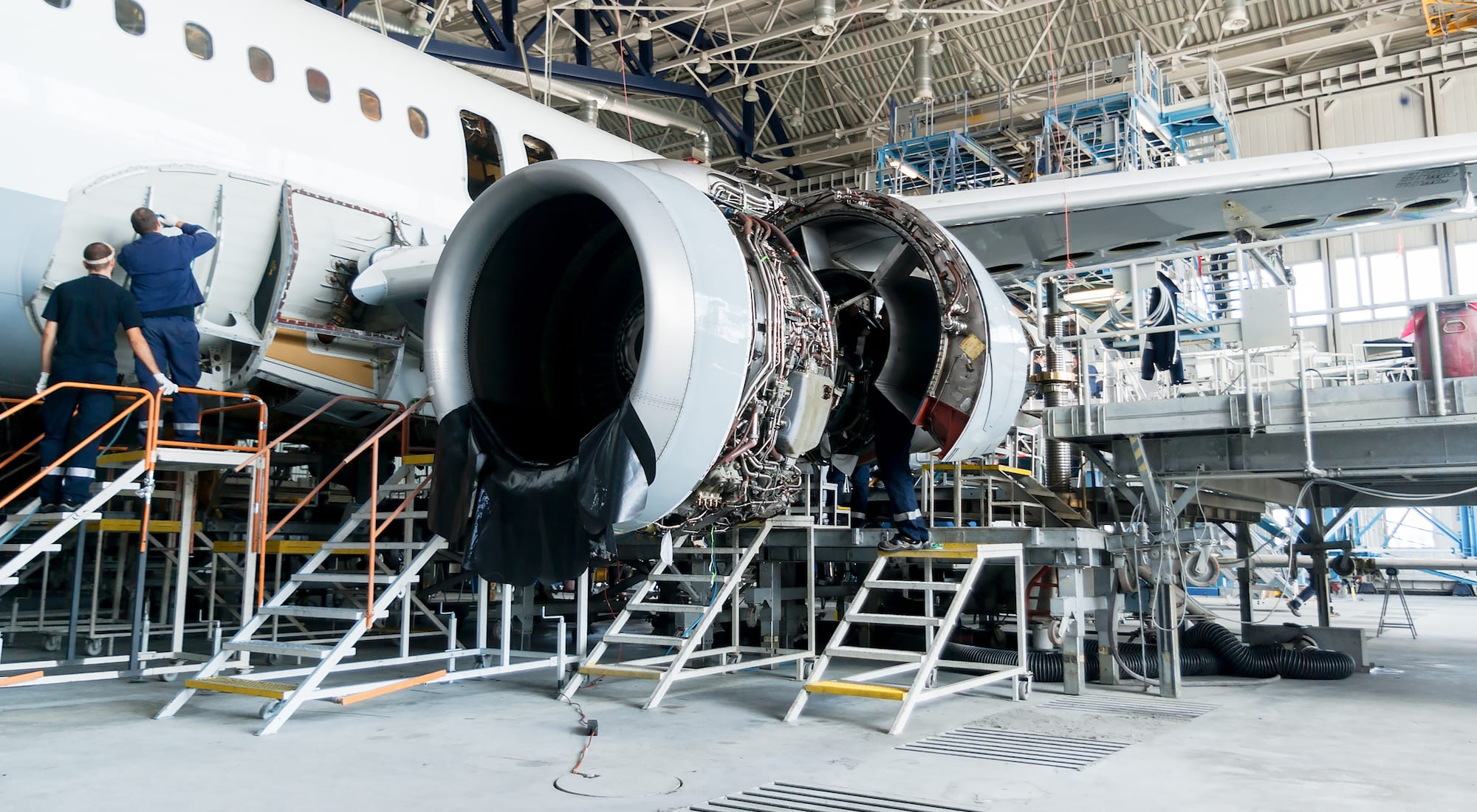 Airplane Maintenance Facing A Talent Shortage Growing Storm Aircraft Maintenance