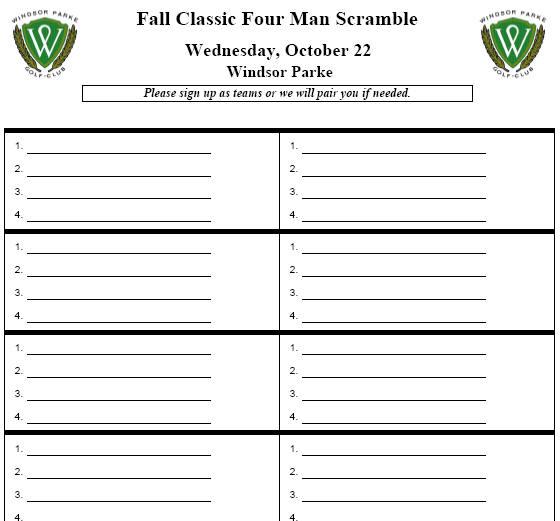 massage sign up sheet template