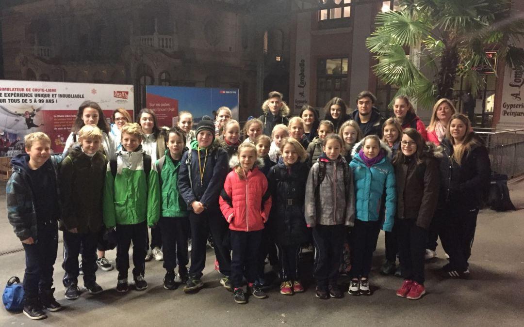 Championnat suisse de société jeunesse, Andelfingen