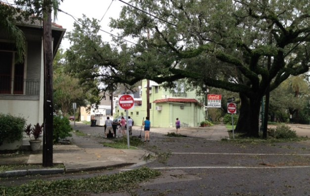 Faubourg St. John Takes Quick Action