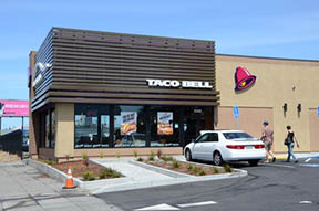 Taco Bell Proposed at Broad and Bienville