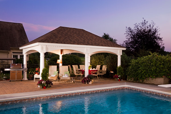 Pool Pavilion Pool Houses And Pavilions | New Jersey & Pennsylvania