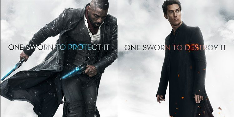Idris Elba Films Dark Tower Scenes With Tom Taylor As Jake The Dark Tower Is Just Being Absolutely Savaged With Bad Reviews
