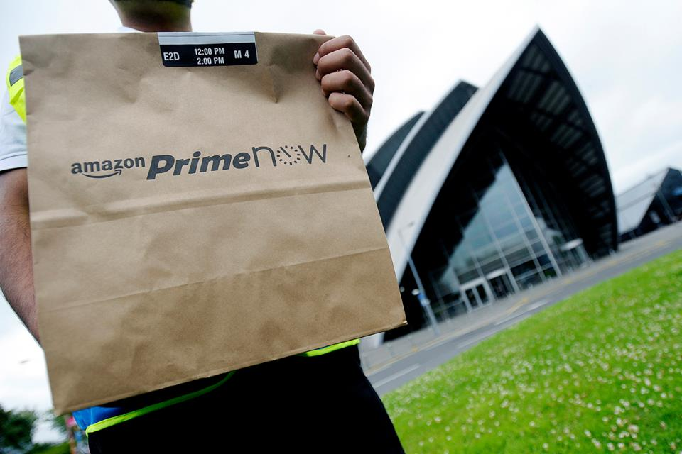 Amazon Now Amazon Prime Just Made It Easier To Get 2 Hour Delivery