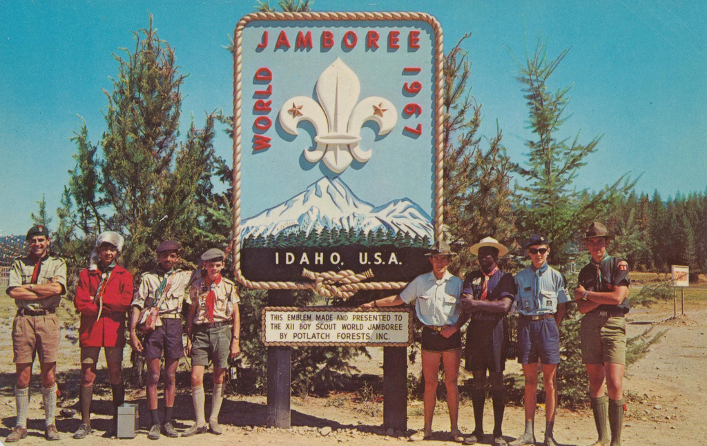 Boy Scout Merit Badges and the Paradoxical Digital Future of Being