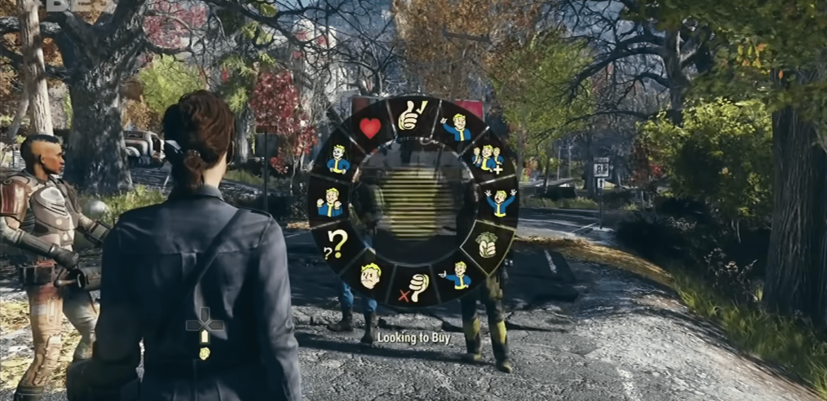 Fallout 76 Fallout 76 Npcs Human Interaction Holotapes And A New Type Of