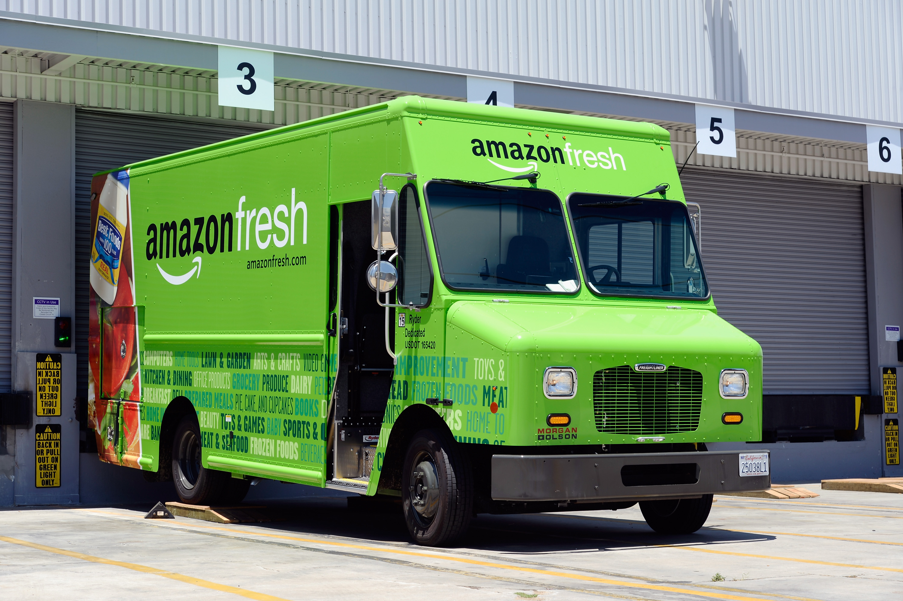 Amazon Grocery Amazon S Grocery Delivery Strategy Has Its Marketplace Sellers