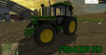 Мод John Deere 3650 для Farming Simulator 15