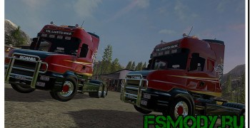 Scania T164 Pack-1