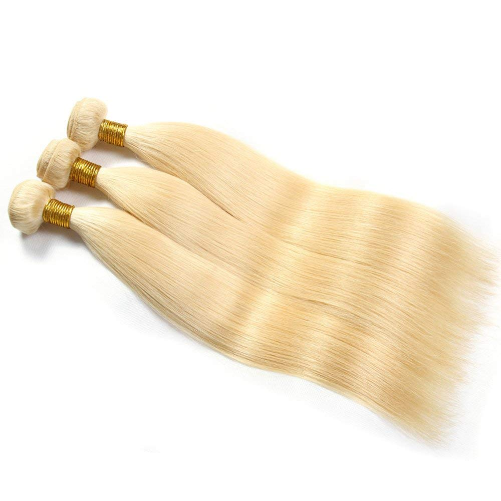 Wholesale Beauty Vendors 613 Brazilian Remy Hair Bleach Blonde Wholesale Human Hair