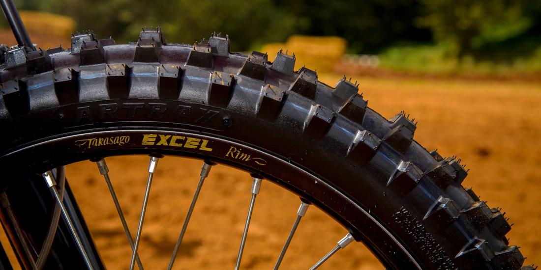 Dirt Bike Tires  Wheels Explained - Sizes, Pressure, Treads  Tools