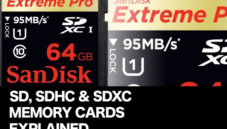 SD Memory Cards Explained