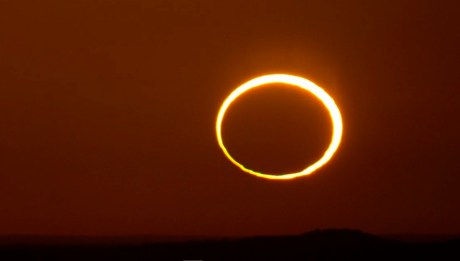 Sunrise Eclipse