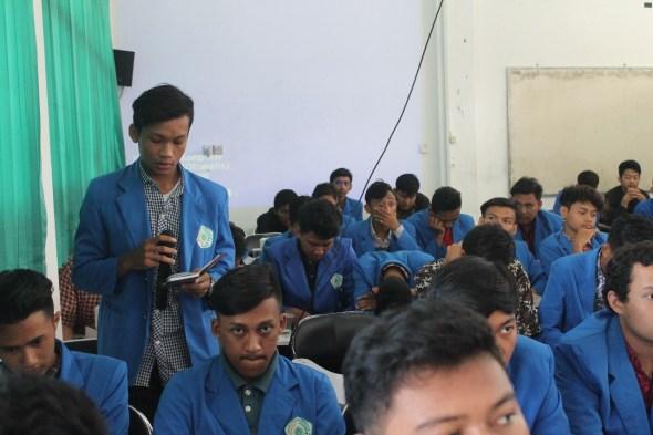 Kuliah Dosen Pakar Teknik Elektro Fakultas Teknik Unimus Internet of Things.